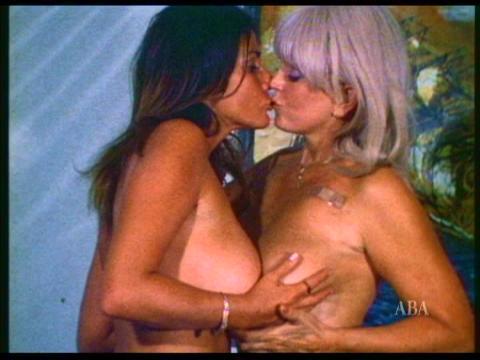 Uschi digard lesbian